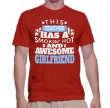 This Teacher Has A Smokin' Hot And Awesome Girlfriend T-Shirt