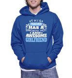 This Teacher Has A Smokin' Hot And Awesome Girlfriend Hoodie