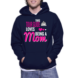 This Tour Guide Love Being A Mom Hoodie