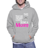 This Tour Guide Loves Being A Mum Hoodie