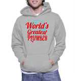 World's Greatest Plumber Hoodie