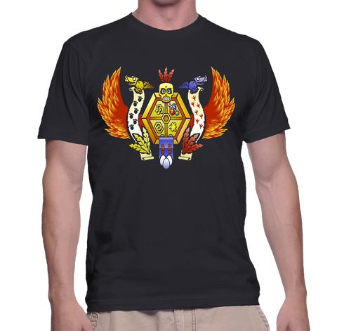 Treasure Hunters Crest T-Shirt