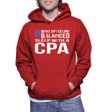 Wake Up Feeling Balanced Sleep With A CPA Hoodie