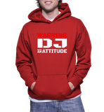 Warning DJ With An Attitude Hoodie