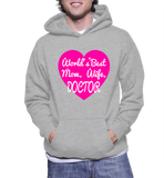 World's Best Mom, Wife, Doctor Hoodie