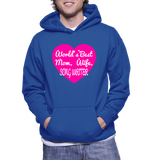 World's Best Mom, Wife, Song Writer Hoodie