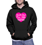 World's Best Mom, Wife, Teacher Hoodie