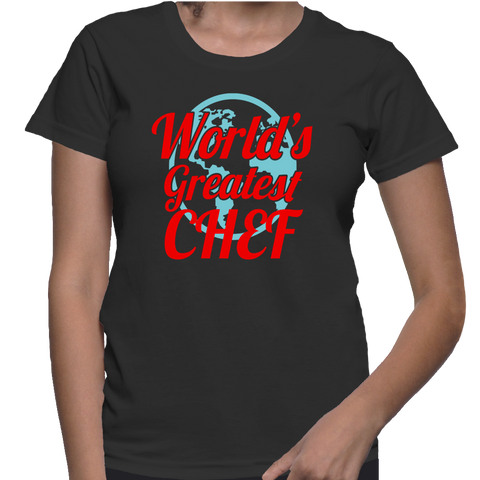 World's Greatest Chef T-Shirt