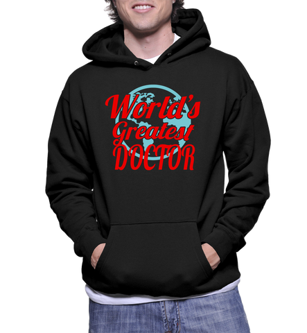 World's Greatest Doctor Hoodie