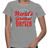 World's Greatest Driver T-Shirt
