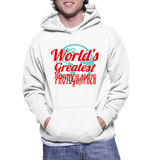 World's Greatest Photographer Hoodie