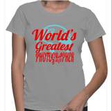World's Greatest Photographer T-Shirt
