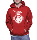Yes I'm A Train Driver No I Don't Collect Tickets Hoodie