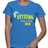 Veteran Since 1968 T-Shirt