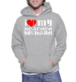 I Love My Bearded Husband Hoodie