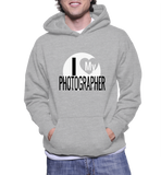 I Love My Photographer Hoodie