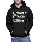 Single Taken Busy Shooting Hoodie