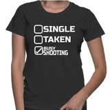 Single Taken Busy Shooting T-Shirt