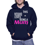 This Photographer Loves Being A Mum Hoodie