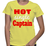 Hot Single Captain T-Shirt