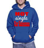 Hot Single Car Salesman Hoodie