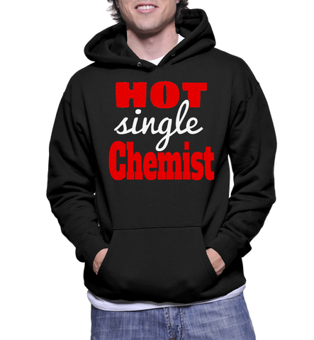 Hot Single Chemist Hoodie
