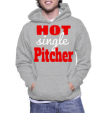 Hot Single Pitcher Hoodie