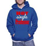 Hot Single Professor Hoodie