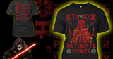 Sith Code Ultimate Power Shirt