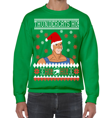 Thundercats Ho X-Mas Sweater
