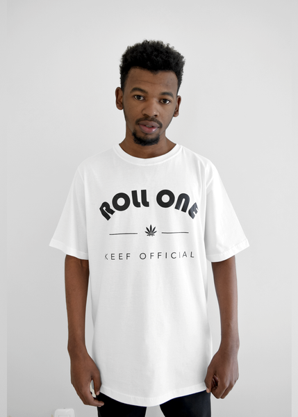 Camiseta Roll One White