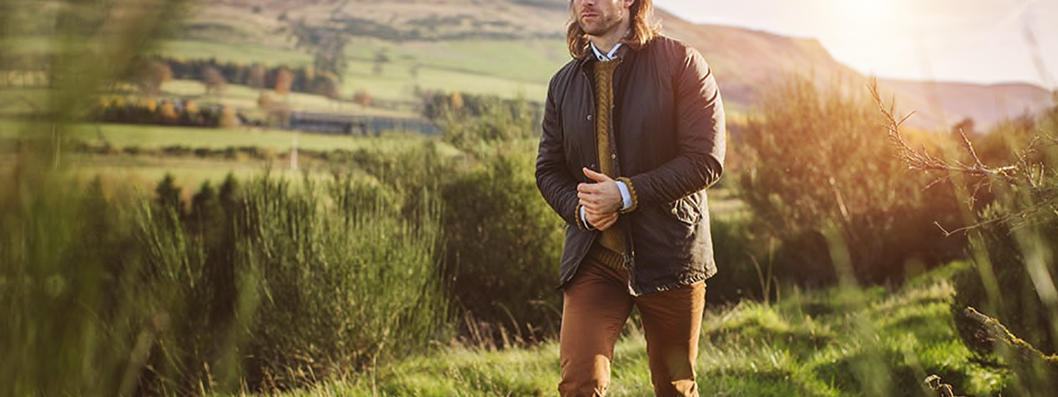 Barbour Collection Image