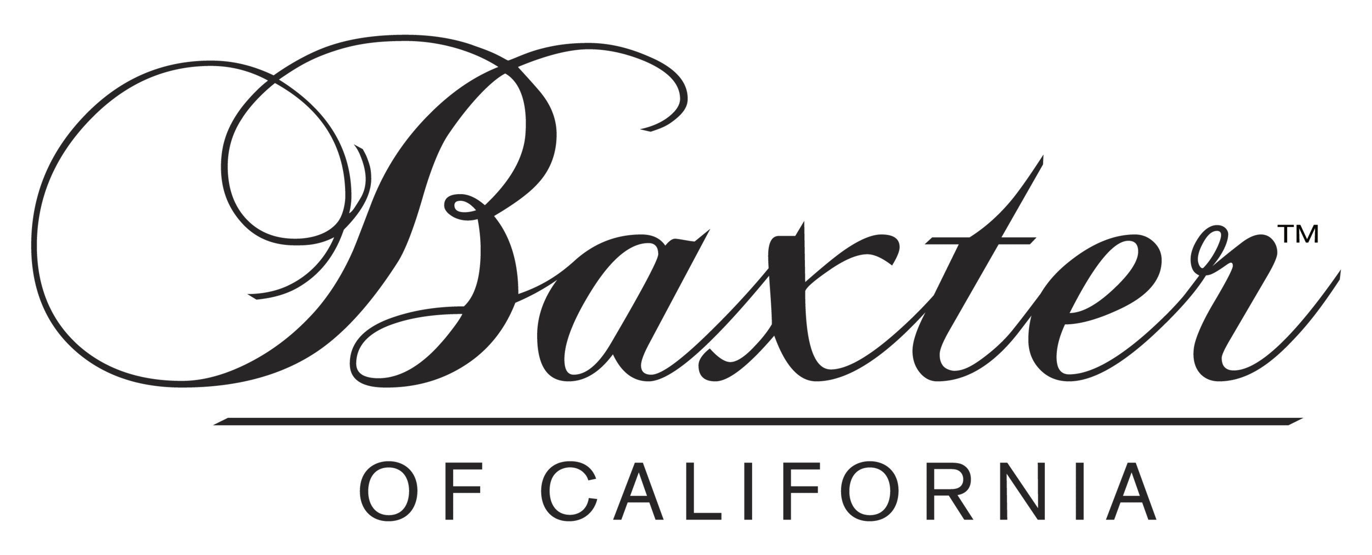 Baxter of California Logo