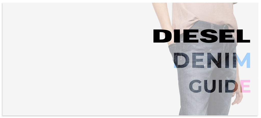 Diesel Denim Guide