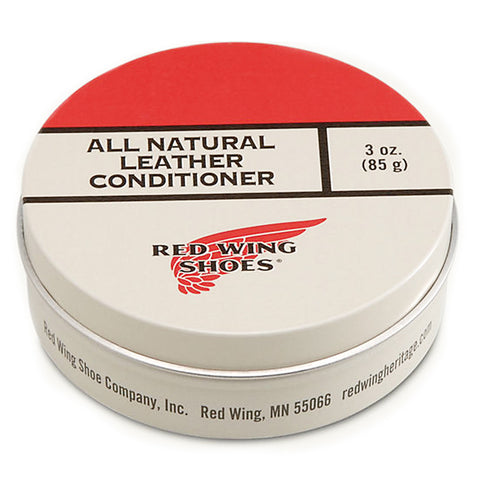 Red Wing All Natural Leather Conditioner - Arena Menswear