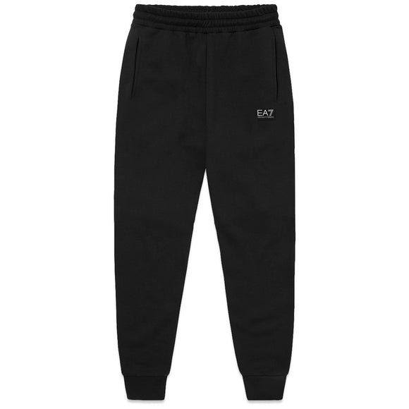 Armani EA7 Black Badge Skinny Joggers - Black