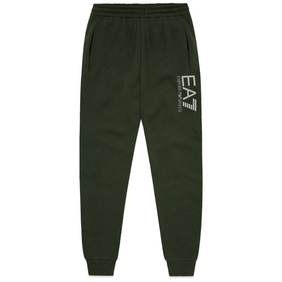 Armani EA7 Visibility Skinny Joggers - Ivy Green