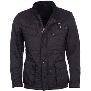 Barbour Ariel Polarquilt Jacket - Black