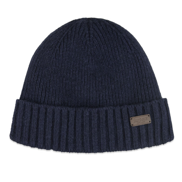 Barbour Carlton Beanie - Navy