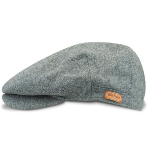 Barbour Redshore Flat Cap - Grey