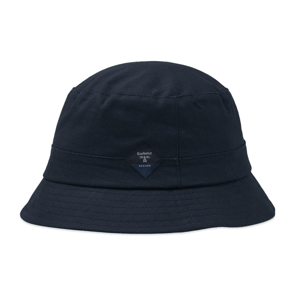 Barbour Beacon Wax Sports Hat - Navy
