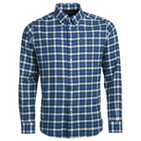 Barbour Country Check 3 Tailored Shirt - Navy