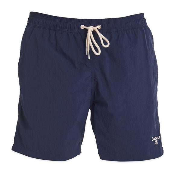 Barbour Essential Logo Swim Short - Navy