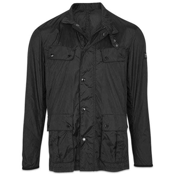 Barbour International Packable Duke Jacket - Black
