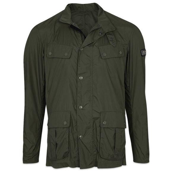 Barbour International Packable Duke Jacket - Sage