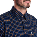 Barbour Bank Shirt - Navy