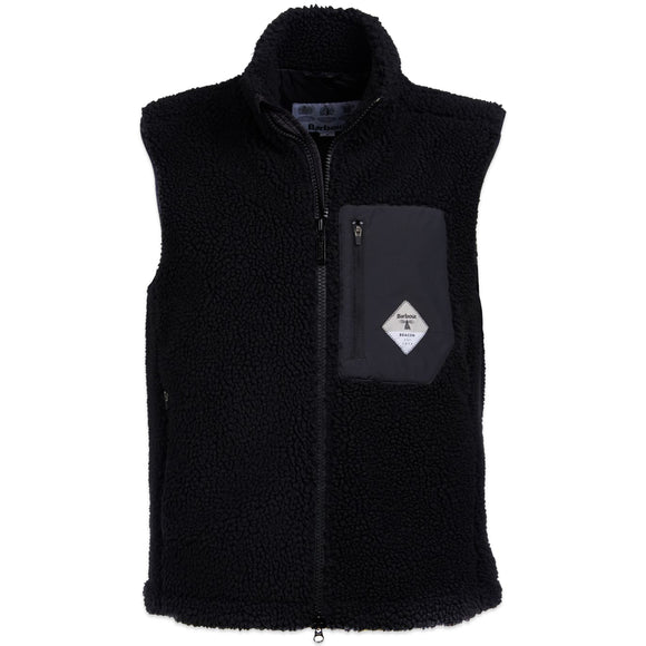 Barbour Beacon Lagg Gilet - Black