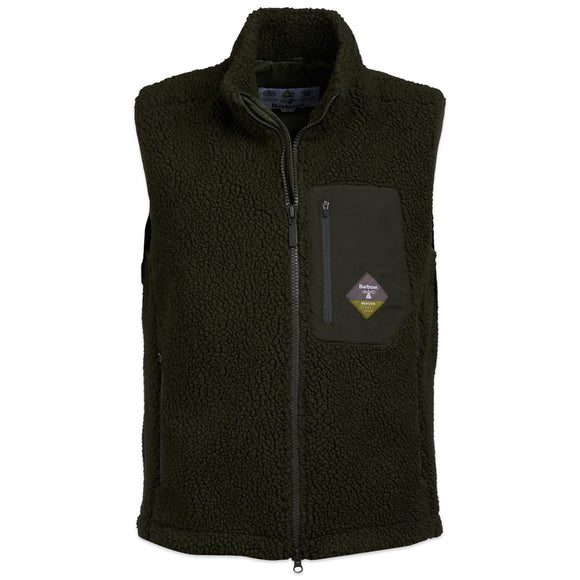 Barbour Beacon Lagg Gilet - Sage Green