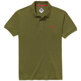 Barbour Beacon Polo - Moss