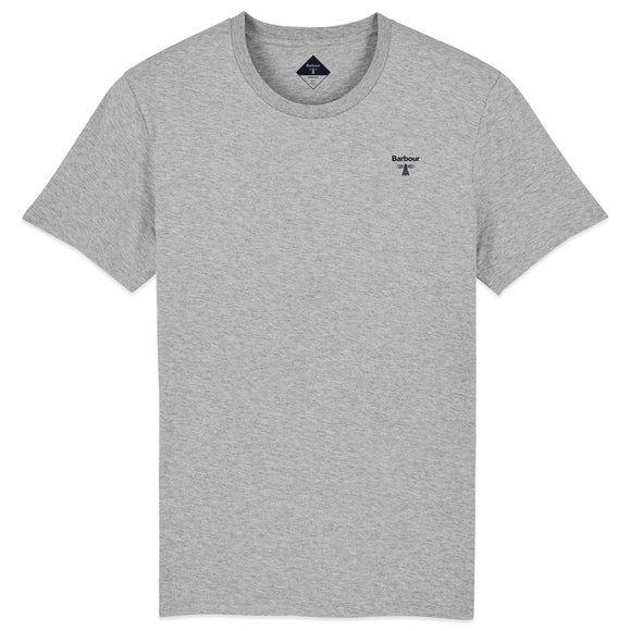 Barbour Beacon T-Shirt - Grey